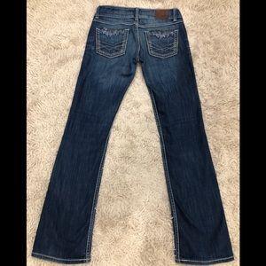 BKE Sabrina Boot Jeans SZ 26 x 31 1/2